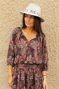 Robe Style Boheme : robes boheme hiver ~ Dallasstarsshop.com Idées de Décoration