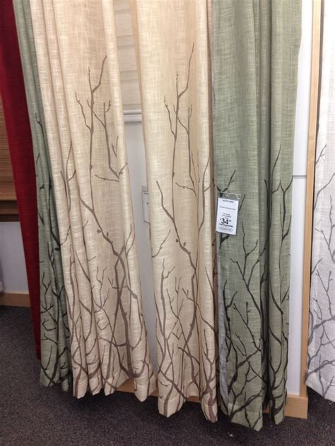 bed bath and beyond tree curtains hobbit nursery
