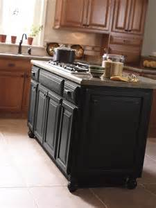 schrock cabinetry brinkman oak and maple black traditional kitchen by masterbrand