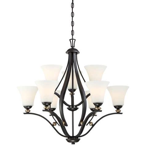 minka lavery lighting minka lavery shadowglen 9 light lathan bronze chandelier