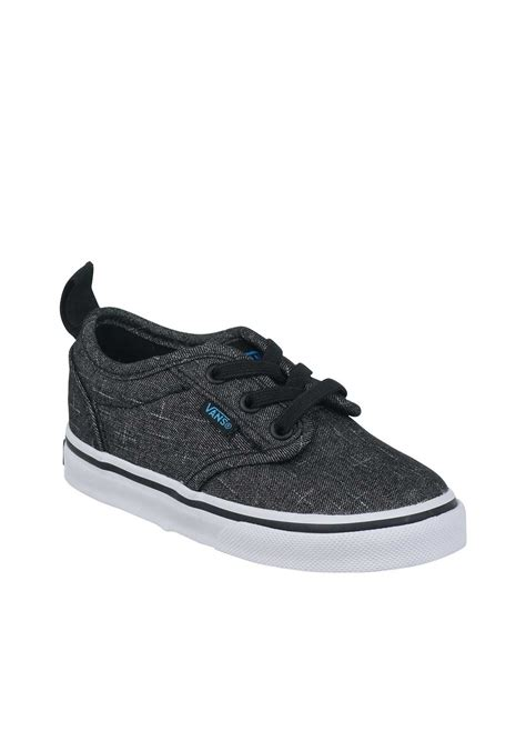 Vans® ward toddler boys' skate shoes. Vans Baby Boys Canvas Trainers, Grey | McElhinneys