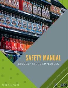 Grocery Store Employee Safety Manual
