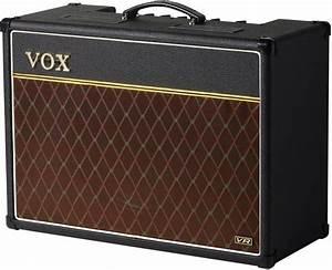 Vox Valve Reactor Ac15vr 1x12 Combo Amplifier  15 Watts