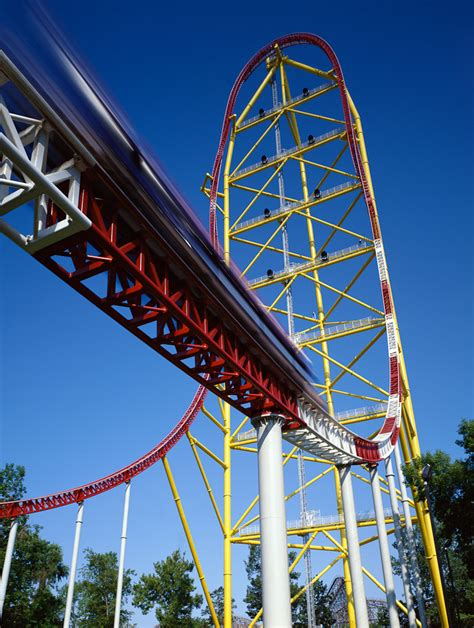 Top Thrill Dragster  The Unofficial Cedar Point Wiki