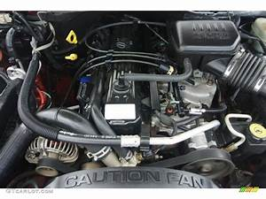2003 Jeep Grand Cherokee Laredo Engine Photos
