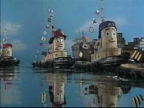 Tugboat Tv Show by Theodore Tugboat Intro