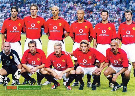 utd edition 02 футбольные клубы манчестер юнайтед англия ч 7 2