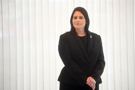 Priti Patel criticised for 'planning to deport homeless ...