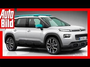 Citroen Aircross C3 : citroen c3 aircross 2017 citroens neues mini suv youtube ~ Medecine-chirurgie-esthetiques.com Avis de Voitures
