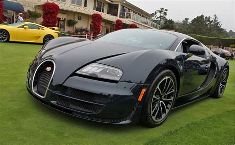 Bugatti Veyron Super Sport Specs Released, Limited To 10