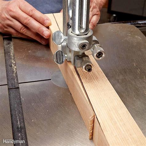 tips  tricks    bandsaw workshop ideas