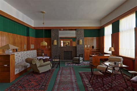 Adolf Loos Interior by Restored Adolf Loos Interiors Open To The In Pilsen