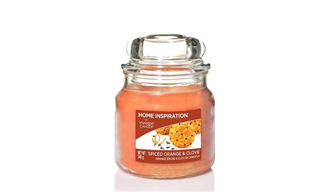 Yankee Candle Home Inspiration Jar  Spiced Orange And