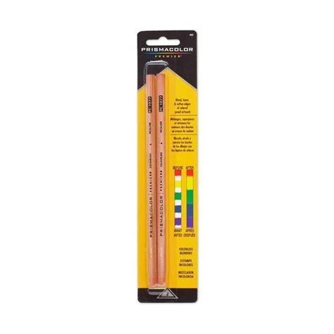 colored pencil blender prismacolor premier colorless blender pencils 2 count ebay