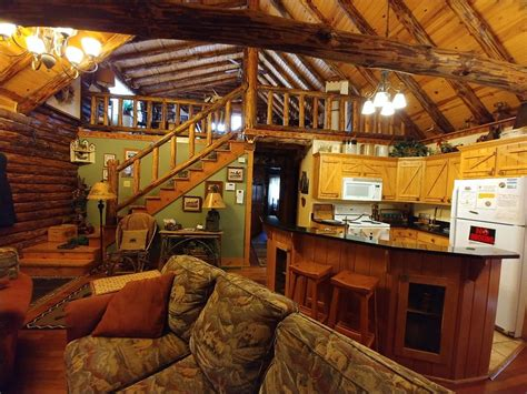 possum lodge cabins  ohio cabin rental secluded