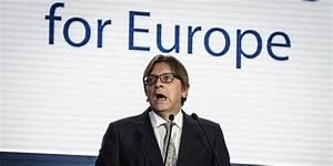 Pompes Funebres Europeennes : europ ennes verhofstadt champion des voix de pr f rence ~ Premium-room.com Idées de Décoration