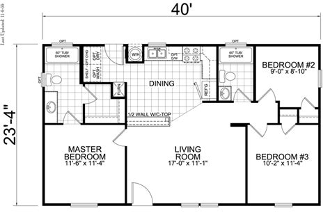 3 bedroom house blueprints 3 bedroom 2 bath house plans 3 bedroom open floor house