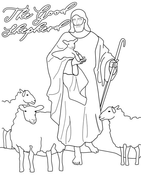coloring pages ministering simply