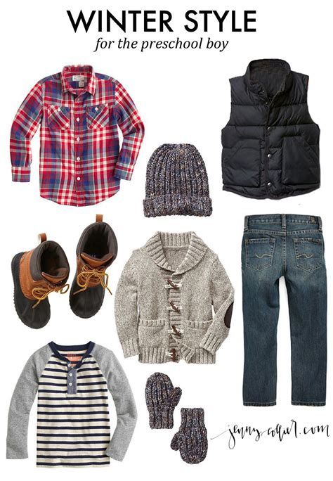 Winter Fashion for Boys and Girls u00bb jenny collier blog