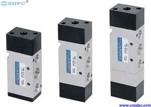 Pneumatic/Pneumatic valve/Control Valve 300 Series (4V,4A ...