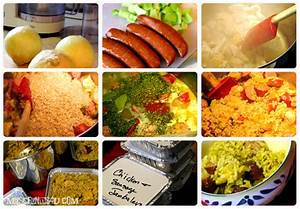 Oamc  Mild Jambalaya With Chicken And Sausage Recipe