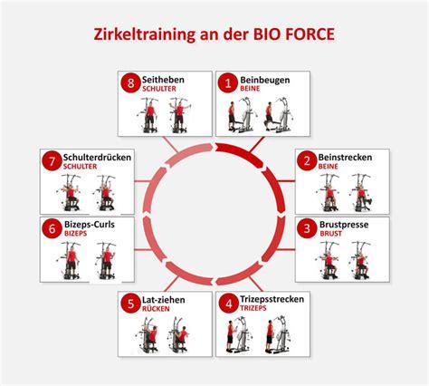 krafttraining zu hause bio force krafttraining