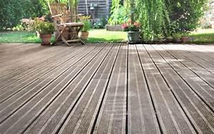 Support Terrasse Bois : comment poser une terrasse sur une pelouse ~ Premium-room.com Idées de Décoration