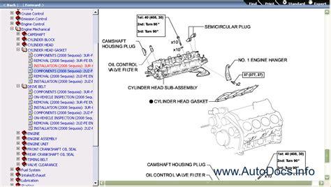 auto repair manual online 2008 toyota sequoia free book repair manuals toyota sequoia 2008 gt service manual repair manual order download