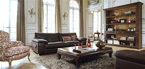 roche bobois com canapé canapé 3 places ascot collection nouveaux classiques