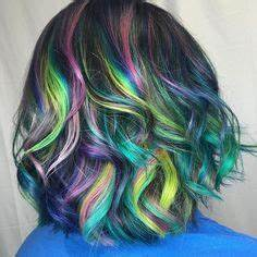 Hair Color How To Neon Rainbow by Mary Thomaston