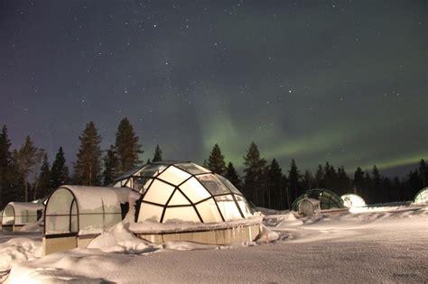 northern lights igloo amazing northern lights at the glass igloo