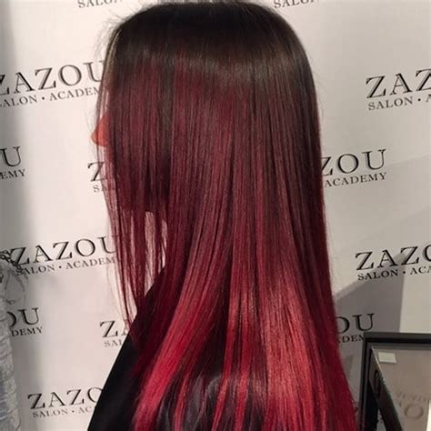 red hair color ideas  women kissed  fire