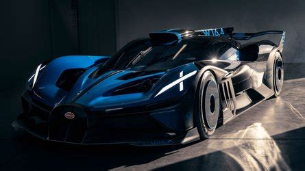 Bugatti even provided a theoretical 0 to 311 mph (500 km/h) time of 20.16 seconds while mentioning the bolide would lap the nürburgring in 5 minutes and 23.1. Bugatti Bolide Revealed With 1,825 HP And 311+ MPH Top Speed