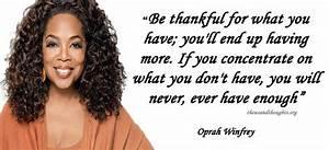 #atozchallenge ... Oprah Winfrey Weight Quotes