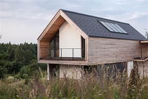 Haus Bauen Was Beachten : die moderne arche ferienhaus einfamilienhaus haus und architektur ~ Frokenaadalensverden.com Haus und Dekorationen