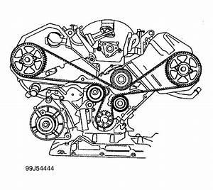 2000 Volkswagen Passat Serpentine Belt Routing And Timing