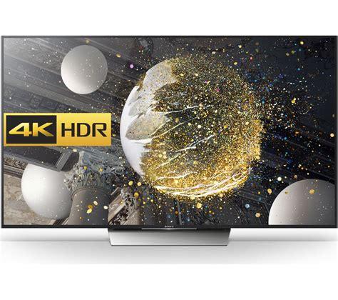 sony bravia 4k buy sony bravia kd85xd8505bu smart 4k ultra hd hdr 85 quot led