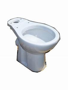 Wc Sortie Horizontale : cuvette wc c ramique blanche sangra sortie horizontale ~ Melissatoandfro.com Idées de Décoration