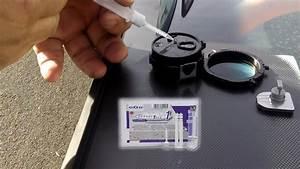 Replacing The Rain Sensor Gel Pad On A Cadillac Escalade