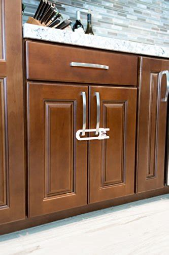 how to baby proof kitchen cabinets sliding cabinet locks for child safety baby proof your 8501