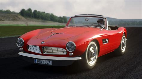 Bmw 507 Roadster by Assetto Corsa Bmw 507 Series Ii Roadster 1959