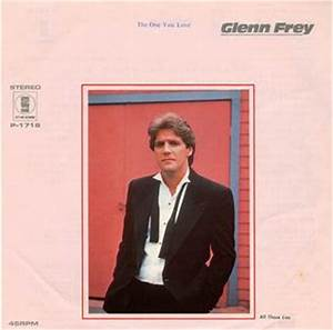 3 Horn Jazz Charts The One You Love Glenn Frey Song Wikipedia