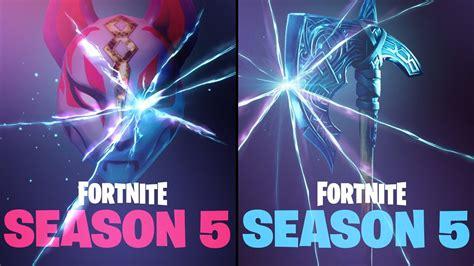 fortnite saison  decouvrez le contenu du nouveau battle