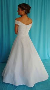 orleans gown custom linen wedding dress made by With cloth for wedding dresses