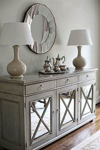 17 best ideas about dining room buffet on pinterest for Best brand of paint for kitchen cabinets with art nouveau wall paper