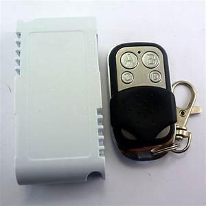 Mini Dc 5v 12v 433m Wireless Controller Rf Relay Switch