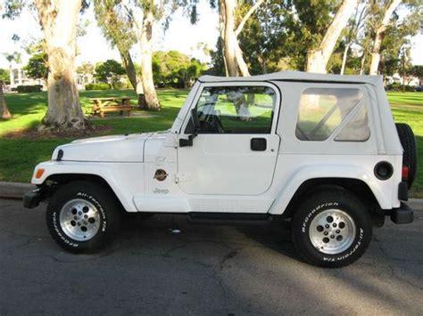 tan jeep wrangler 2 door purchase used 1998 jeep wrangler sahara sport utility 2