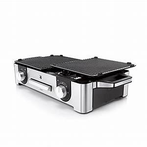 Wmf Raclette Grill : wmf lono master grill 2400 w 2 getrennt regulierbare grillfl chen tischgrill mit outdoor ~ Frokenaadalensverden.com Haus und Dekorationen