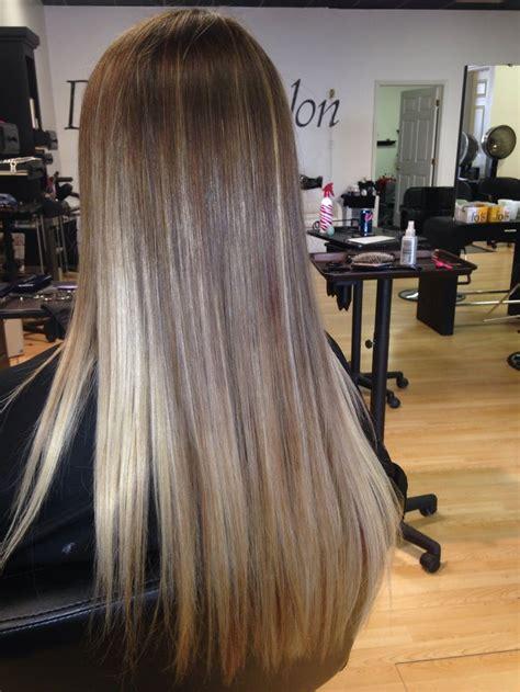 ash blonde ombre wwwdejavucom hair ideas