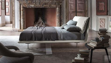 Poltrona Frau John-john Bed By Jean-marie Massaud